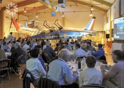 Organiser evenement aerocampus aquitaine