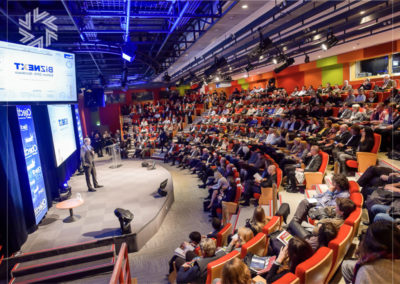 Organisation d'une conférence d'entreprise à Bordeaux