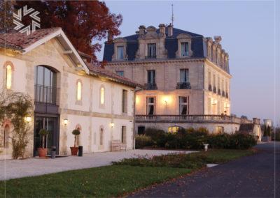 événements Chateau grattequina