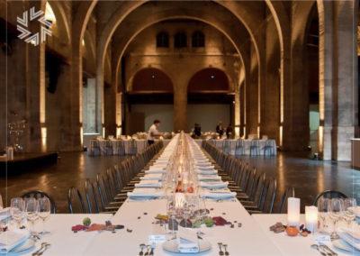 Organiser un dîner d'entreprise au Musée d'art contemporain de Bordeaux