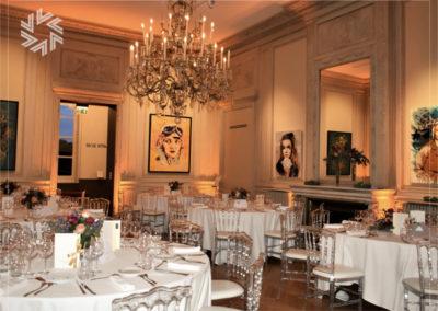 Réservez l'Institut Culturel Bernard Magrez pour un dîner de gala