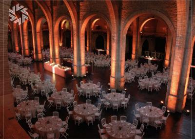 Organiser un dîner de gala au Musée d'art contemporain de Bordeaux