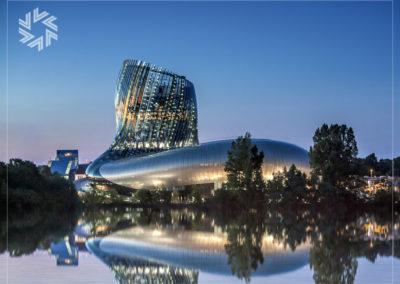 Organiser un événement d'entreprise à la Cité du Vin de Bordeaux