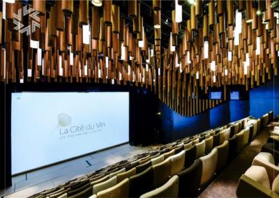 Organiser une conférence ou un séminaire d'entreprise à la Cité du Vin de Bordeaux